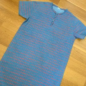 Picnik Denim Girls Dress size 12